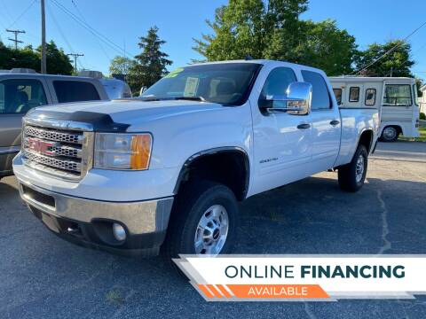 2013 GMC Sierra 2500HD for sale at LA Auto & RV Sales and Service in Lapeer MI