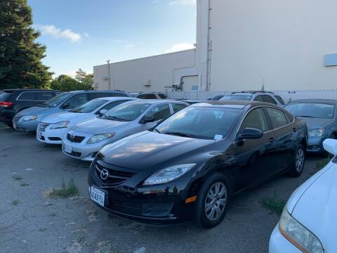 2009 Mazda MAZDA6 for sale at Blue Eagle Motors in Fremont CA