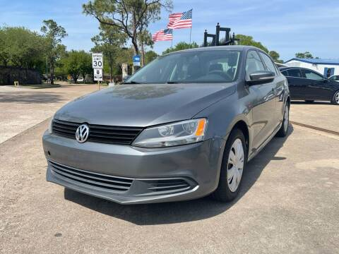 2014 Volkswagen Jetta for sale at Newsed Auto in Houston TX