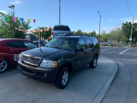 2005 Ford Explorer for sale at Once and Done Motorsports in Chico CA