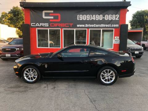 2011 Ford Mustang for sale at Cars Direct in Ontario CA