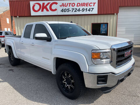 2014 GMC Sierra 1500 for sale at OKC Auto Direct in Oklahoma City OK