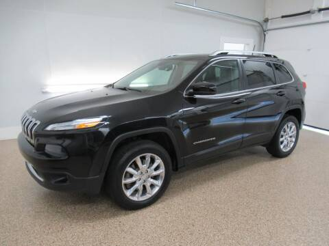 2016 Jeep Cherokee for sale at HTS Auto Sales in Hudsonville MI