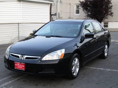2007 Honda Accord for sale at The Auto Network in Lodi NJ