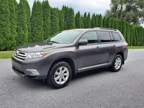 2012 Toyota Highlander for sale at Kingdom Autohaus LLC in Landisville PA