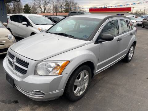 2008 Dodge Caliber for sale at Wise Investments Auto Sales in Sellersburg IN