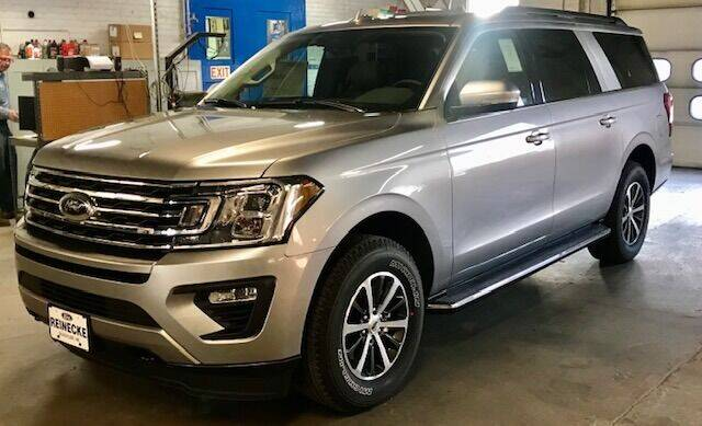 2020 Ford Expedition MAX for sale at Reinecke Motor Co in Schuyler NE