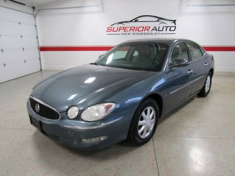 2006 Buick LaCrosse for sale at Superior Auto Sales in New Windsor NY
