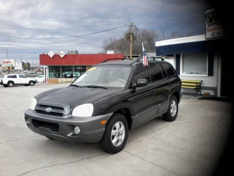 2005 Hyundai Santa Fe for sale at West Elm Motors in Graham NC