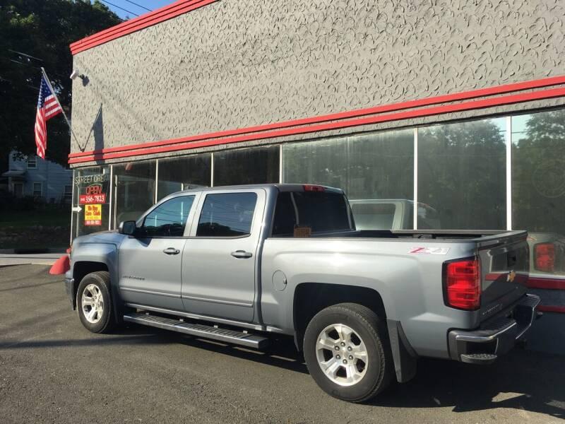 2015 Chevrolet Silverado 1500 for sale at Street Dreams Auto Inc. in Highland Falls NY