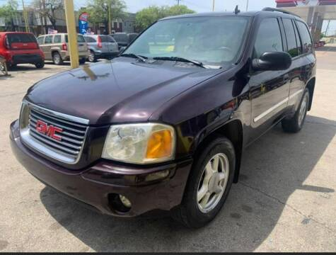 2008 GMC Envoy for sale at Friendly Auto Sales in Pasadena TX
