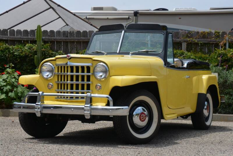 1951 Willys Jeepster for sale in Santa Barbara, CA