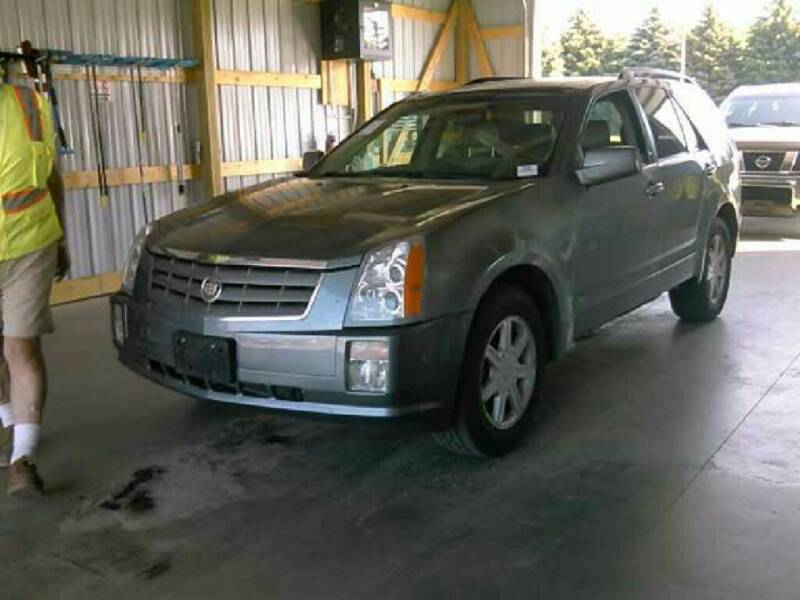 2004 Cadillac SRX for sale at Steve's Auto Sales in Madison WI