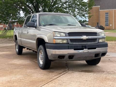 2003 Chevrolet Silverado 2500HD for sale at Auto Start in Oklahoma City OK