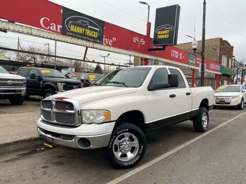 2004 Dodge Ram Pickup 2500 for sale at Manny Trucks in Chicago IL