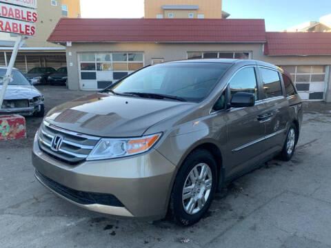 2013 Honda Odyssey for sale at ELITE MOTOR CARS OF MIAMI in Miami FL
