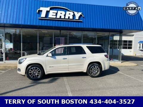 2014 GMC Acadia for sale at Terry Clearance Center in Lynchburg VA