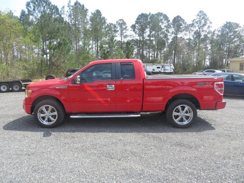 2014 Ford F-150 for sale at Ward's Motorsports in Pensacola FL
