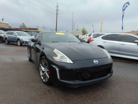 2014 Nissan 370Z for sale at Avalanche Auto Sales in Denver CO