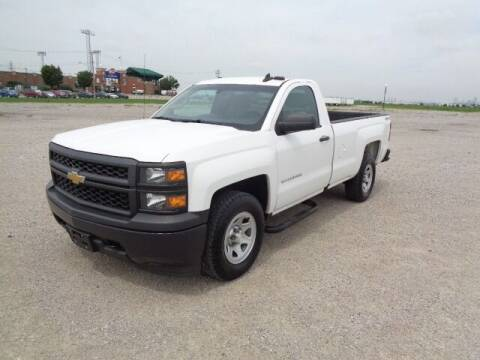 2015 Chevrolet Silverado 1500 for sale at SLD Enterprises LLC in Sauget IL