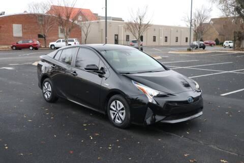 2017 Toyota Prius for sale at Auto Collection Of Murfreesboro in Murfreesboro TN