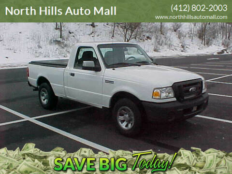2009 Ford Ranger for sale at North Hills Auto Mall in Pittsburgh PA