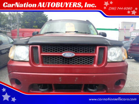 2004 Ford Explorer Sport Trac for sale at CarNation AUTOBUYERS, Inc. in Rockville Centre NY