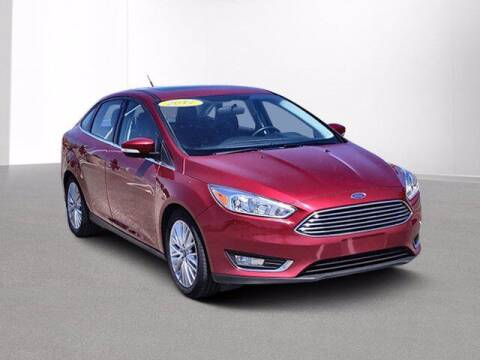 2017 Ford Focus for sale at Jimmys Car Deals at Feldman Chevrolet of Livonia in Livonia MI