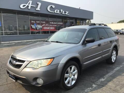 2008 Subaru Outback for sale at A1 Carz, Inc in Sacramento CA