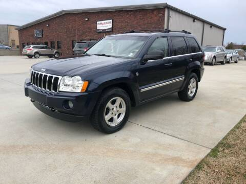 2005 Jeep Grand Cherokee for sale at A&M Enterprises in Concord NC