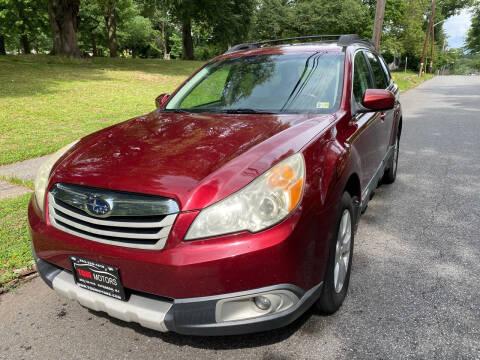 2011 Subaru Outback for sale at TGM Motors in Paterson NJ