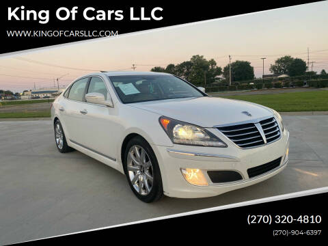 2012 Hyundai Equus for sale at King of Cars LLC in Bowling Green KY