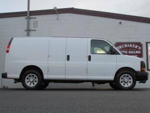 2013 Chevrolet Express Cargo for sale at Brubakers Auto Sales in Myerstown PA