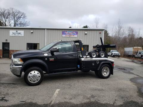 2012 RAM Ram Chassis 4500 for sale at GRS Auto Sales and GRS Recovery in Hampstead NH