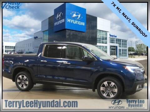 2019 Honda Ridgeline for sale at Terry Lee Hyundai in Noblesville IN