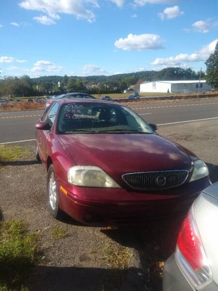 2005 Mercury Sable for sale at Cheap Auto Rental llc in Wallingford CT
