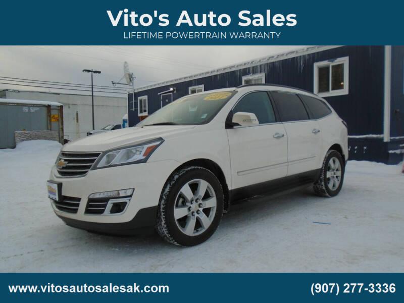 2014 Chevrolet Traverse for sale at Vito's Auto Sales in Anchorage AK