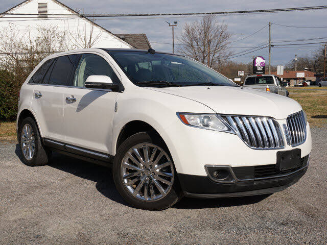2013 Lincoln MKX for sale at Auto Mart in Kannapolis NC