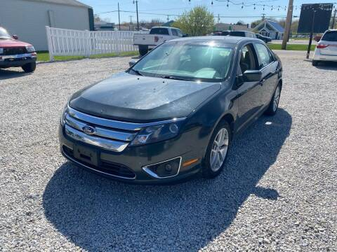 2010 Ford Fusion for sale at Davidson Auto Deals in Syracuse IN