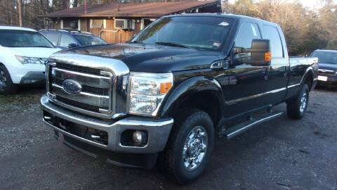 2015 Ford F-250 Super Duty for sale at Select Cars Of Thornburg in Fredericksburg VA