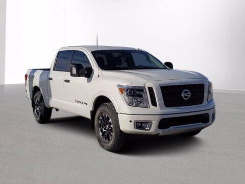 2018 Nissan Titan for sale at Jimmys Car Deals in Livonia MI