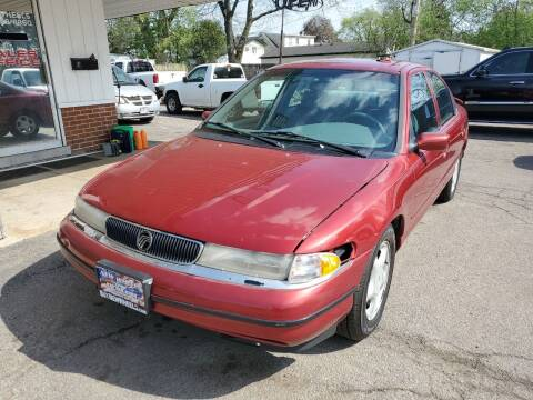 1996 Mercury Mystique for sale at New Wheels in Glendale Heights IL