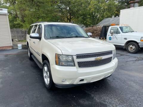 2009 Chevrolet Suburban for sale at Brucken Motors in Evansville IN