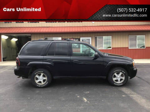 2006 Chevrolet TrailBlazer for sale at Cars Unlimited in Marshall MN