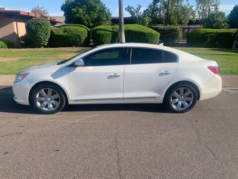 2010 Buick LaCrosse for sale at Premier Motors AZ in Phoenix AZ