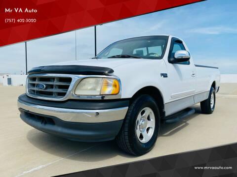 2001 Ford F-150 for sale at Mr VA Auto in Chesapeake VA