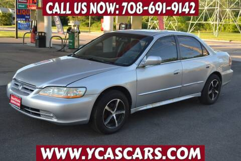 2002 Honda Accord for sale at Your Choice Autos - Crestwood in Crestwood IL
