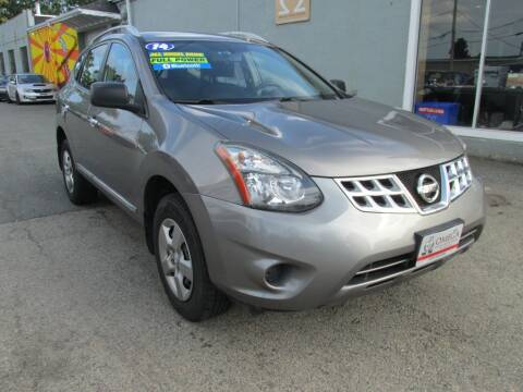 2014 Nissan Rogue Select for sale at Omega Auto & Truck Center, Inc. in Salem MA