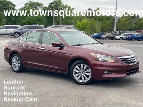 2012 Honda Accord for sale at Town Square Motors in Lawrenceville GA