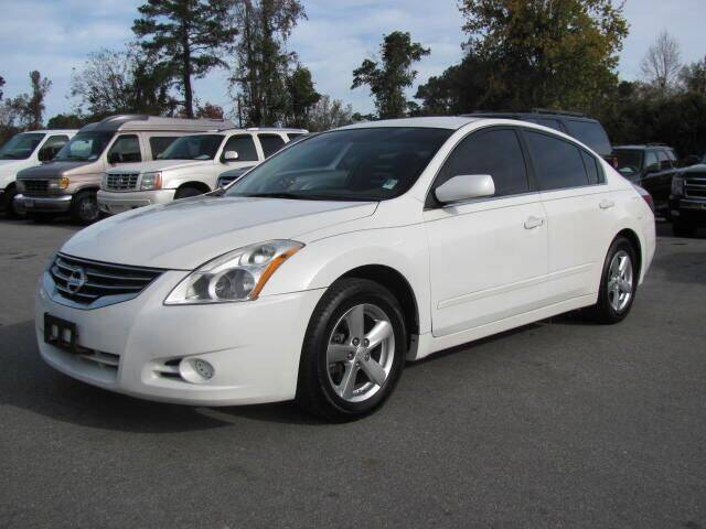 2012 Nissan Altima for sale at Pure 1 Auto in New Bern NC